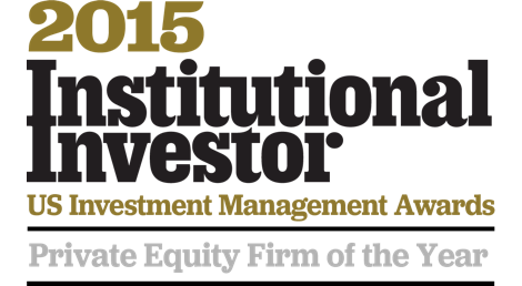 2015 Private Equity Firm of the Year – Institutional Investor