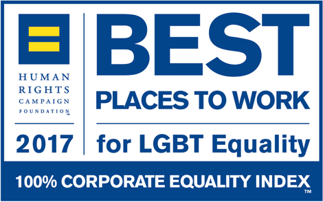 2017 Best Places to Work for LGBT Equality – Human Rights Campaign