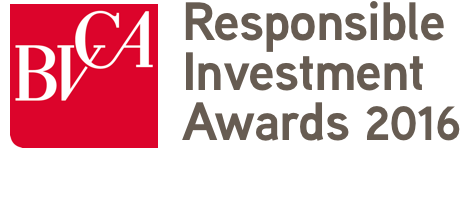 2016 BVCA Responsible Investments Awards