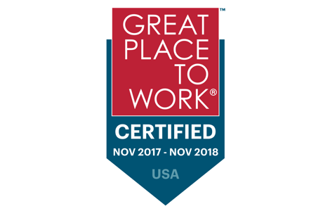 KKR | Life at KKR | Recognition |2017 Certified Great Place to Work