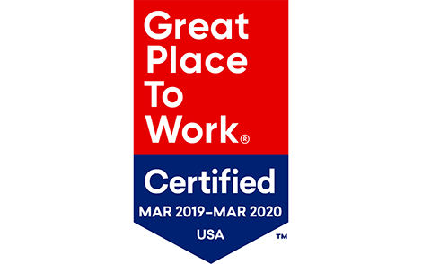 KKR | Life at KKR | Recognition | 2019 Certified Great Place to Work