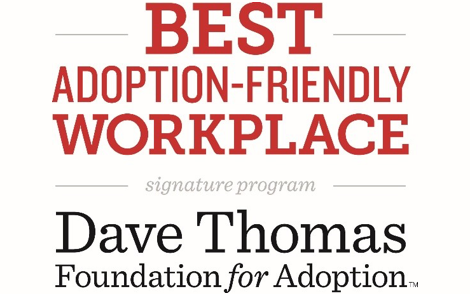 KKR | Life at KKR | Recognition |2018 Dave Thomas Adpotion Friendly Workplace