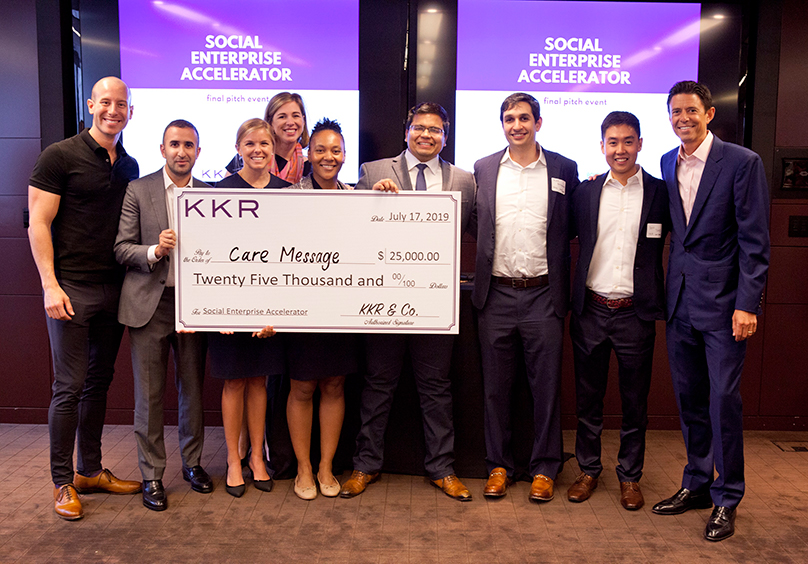 Our Experience with KKR's Social Enterprise Accelerator Program