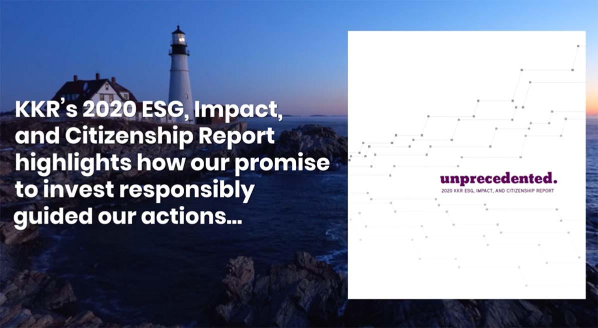 2020 ESG, Impact, and Citizenship Report