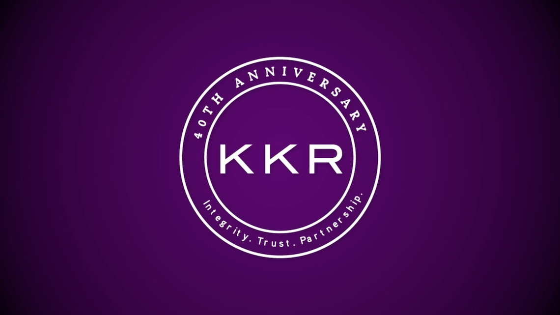 KKR 40th Anniversary