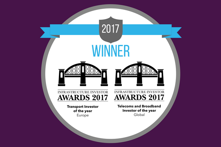 KKR Wins Two Infrastructure Investor Awards