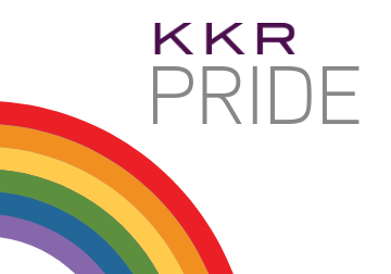 KKR Celebrates Pride Month