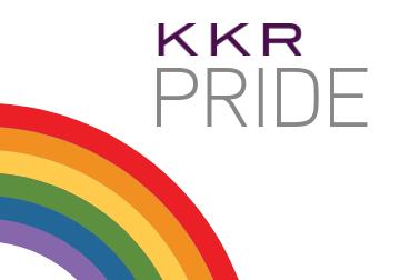 KKR Celebrates Pride Month