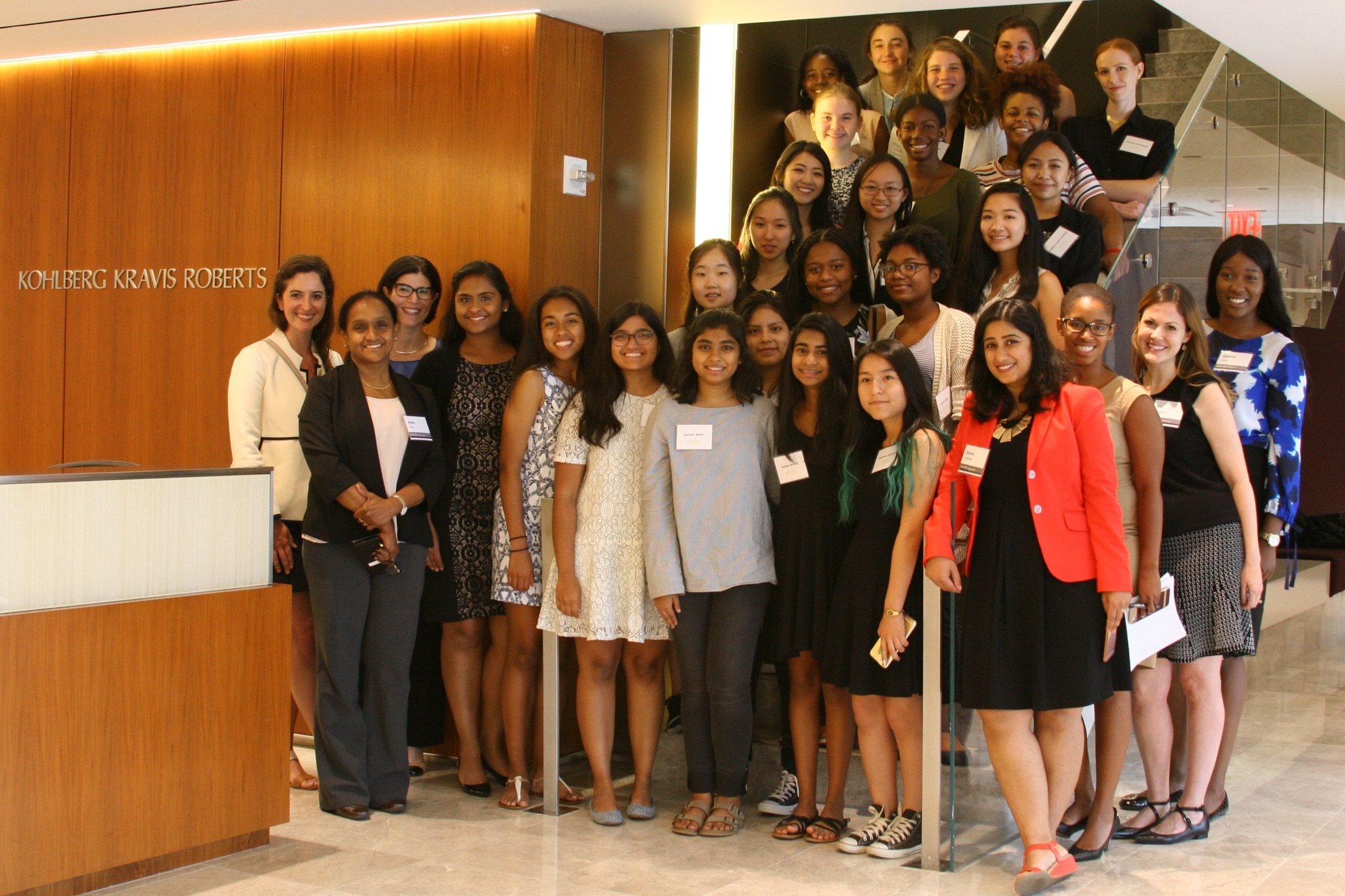 KKR Blog: Re-Defining #WomenInTech with Girls Who Code