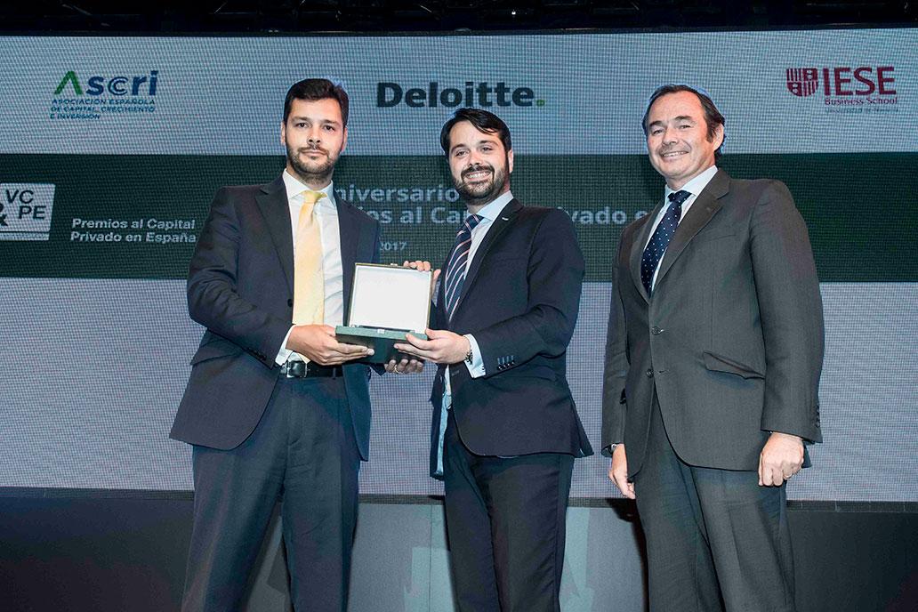 KKR Awarded Best International Firm