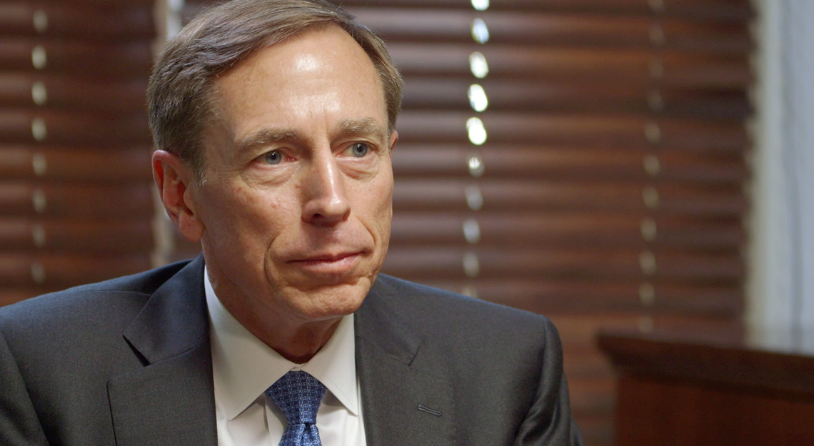 KKR's David Petraeus discusses long-term trends in energy with Royal London Asset Management
