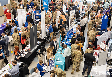 Investing in Veterans: Portfolio Companies Gather at Annual KKR Vets @ Work Event