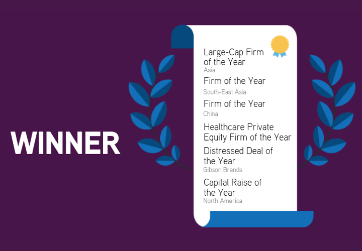KKR Wins Multiple Awards in Asia and Beyond