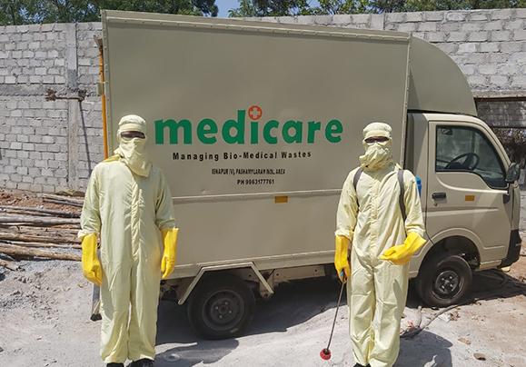 Tackling India's Rising Bio-Medical Waste Crisis Amidst the COVID-19 Pandemic