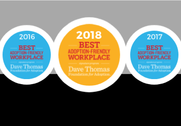 KKR Named Top 100 Best Adoption-Friendly Workplace for the Third Year in a Row