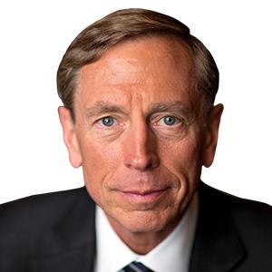 デイビッド H. ペトレアス(David H. Petraeus)