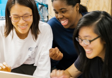 Closing the STEM Gender Gap with Girls Who Code