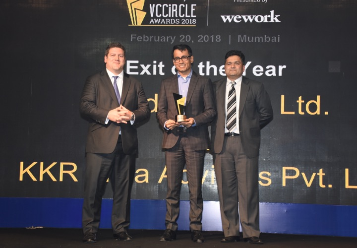 KKR Awarded 'Exit of the Year' for Gland Pharma